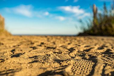 Villes les plus ensoleillées de France : zoom sur La Londe-Les-Maures, vue sur le sable