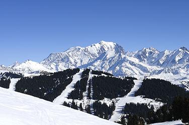montagnes ski france