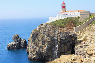 Le Cap Saint-Vincent et son phare