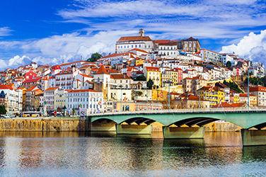 Ville médiévale de Coimbra