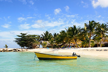 plage en République Dominicaine