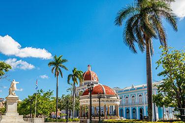 Vue sur Cienfuegos