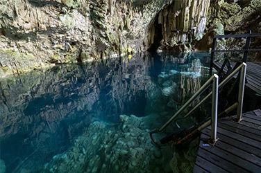 Grotte souterraine à Varadero